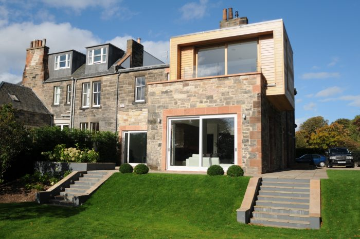 house extension edinburgh inverleith 1